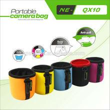 Fancier Camera Bag/Camera Bag Insert/NEOpine Neoprene Camera Case for Sny QX10 - NE-QX10