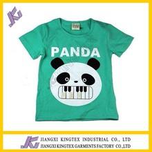 2014 new design printing children t shirt
