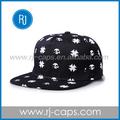 el grupo 5 de la moda y la promoción de venta al por mayor de hip hop personalizado sombreros