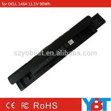 Generic laptop battery 90Wh for DELL 1464 1564 1764 JKVC5
