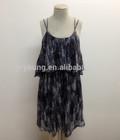 2014 new design casual spaghetti strap fashion latest dress designs
