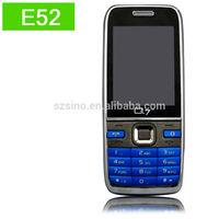 2.4 inch 2 sim card OEM ZHE52 original mobile phone importer with big key board
