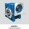 nmrv de vrn gusano caja de cambios de reductor de velocidad de la máquina