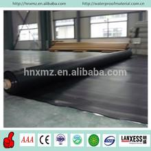 ISO rubber elastomeric waterproof roofing tar