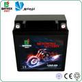 12v 5ah de plomo ácido de la batería con el msds, sellada mf motocicleta de plomo ácido de la batería