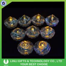 Customized LED Light Diamond Ice Cube