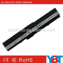 generic laptop li-ion battery for asus A32-K52 A42-K52 K52F K52JR K52JR-A1