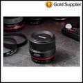 Originali di alta qualità i300 obiettivo compatto a forma di mini mani- wireless gratuita v3.0 telecamera forma speaker bluetooth portatile