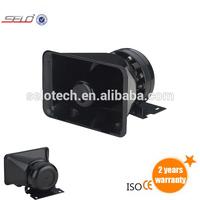 China high quality loud eletronic digital car horn