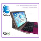 AK-01W-a1-06c 8 inch tablet pc case with keyboard