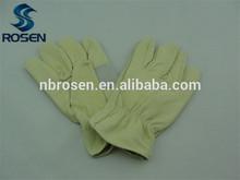ladies leather driving gloves / EN388