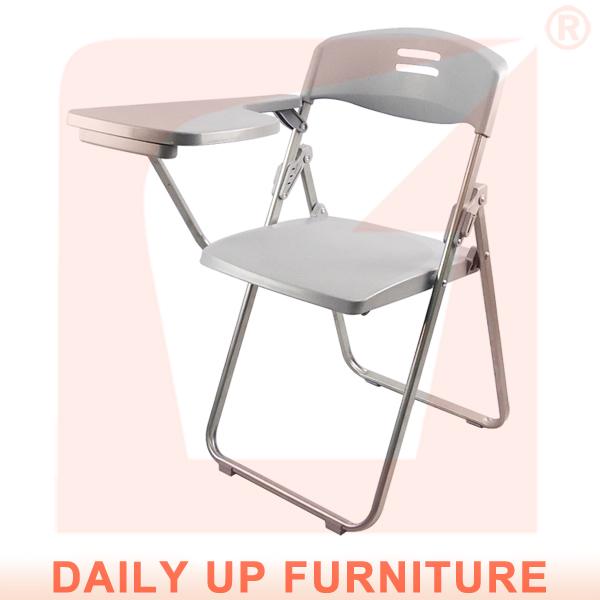 sch ler stuhl mit tablette arm kinder studie tisch stuhl plastikstuhl fabrik gro handelspreis. Black Bedroom Furniture Sets. Home Design Ideas