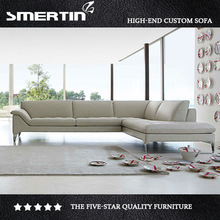 Sweet and fashionable sitting room sofa corner sofa F111