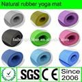 personalizado esporte ginástica de manta de pvc yoga mats material 6 milímetros