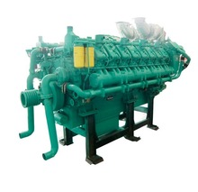 1500kW Gear Box Connect Diesel Engine for Boat