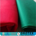 anti-fire fire proof 370gsm100% cotton flame retardant burlap and fabric for safety clothing uniform
