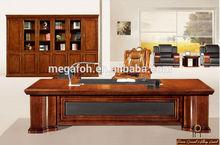 Elegant boss desk/modern office workstation/ Luxury office executive desk (FOHS-A32118)