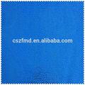 Azul escuro, padrão colméia 100% poliéster filme gravado tecido para sapatos e bolsas