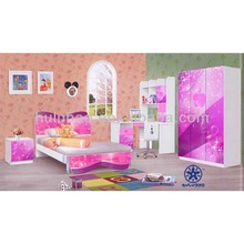 The latest imported youth bedroom sets furniture from china 959