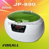 Christmas gift home used portable 600ml digital ultrasonic cleaner