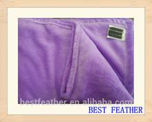 polyester blanket &baby used blanket&bad sheet