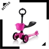 3 In 1 Scooter For Hot Baby Scooter With O Bar And Seat