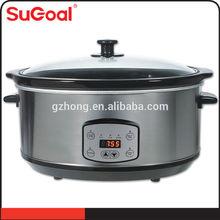 Crock-Pot 7-Quart Programmable Slow Cooker