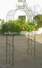 Antique Wrought Iron Garden Wedding Arch