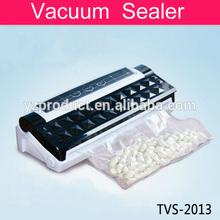 Deluxe household Vacuum food sealer TVS-2013