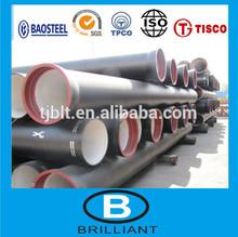 ductile iron pipe diameter ! ! ! DI pipe