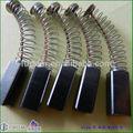 chine brosse de carbone pour les outils électriques charbons moteur fabricant de brosses de carbone