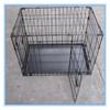 "19"" 24"" 30"" 36"" 42"" 48"" Wholesale Large Metal Foldable Dog Crate Dog Kennel Dog Cage"