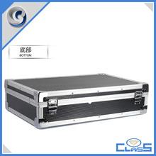 Extra Heavy Duty Black Melody AC-A1 Aluminium Case Superior Quality Tool Box Briefcase