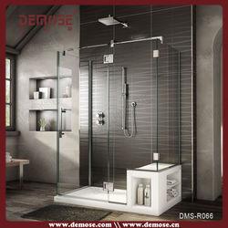 outdoor glass room/irvin shower room