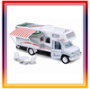 Diecast Pull Back Alloy Travel Saloon Car With Light & Music