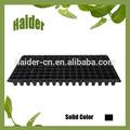 128 slot noir en plastique ps plateau de graine de jardinage,/plug plateau./plateau de pépinière