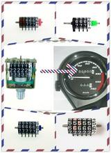 2014 Hot Sale digital motorcycle meter for motorcycle speedometer movement