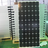 Flexible monocrystalline sun power 235w cis solar panel