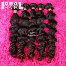 2015 crochet braids with human hair,100% wholesale cheap peruvian human hair