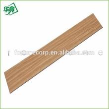 Commercial Wood Grain PVC oak Flooring
