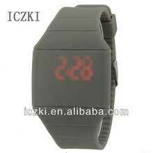E1001 natural plastic watch