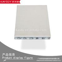 aluminum honeycomb panels,wall cladding,fasade system