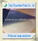 Black glue foam