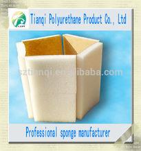 White glue foam