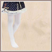 OEM custom design colorful lady knitting tube pantyhose