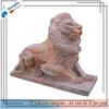 Life Size Antique Marble Lion Statue for Sale