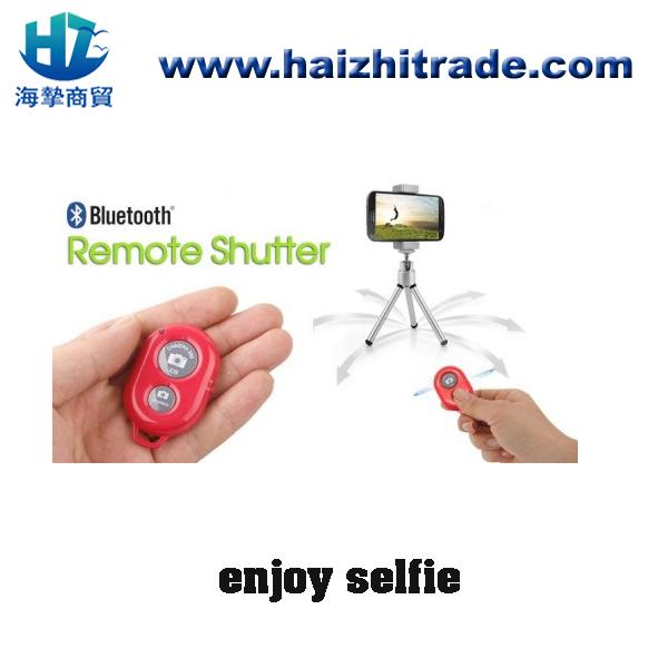 new selfie stick bluetooth remote control camera shutter for smartphone view bluetooth remote. Black Bedroom Furniture Sets. Home Design Ideas