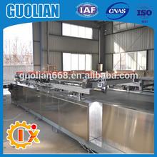 GL--6 Full-servo motor control series flat bed T--shirt screen printing machine