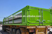 Compressed Natural Gas Trailer Skids, Jumbo Seamless CNG Cylinder