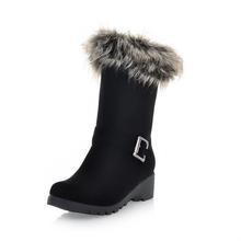 2014 New Arrive women snow Boot